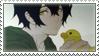 [stamp] tatsumi x ducky (F2U) by MimiMatsu