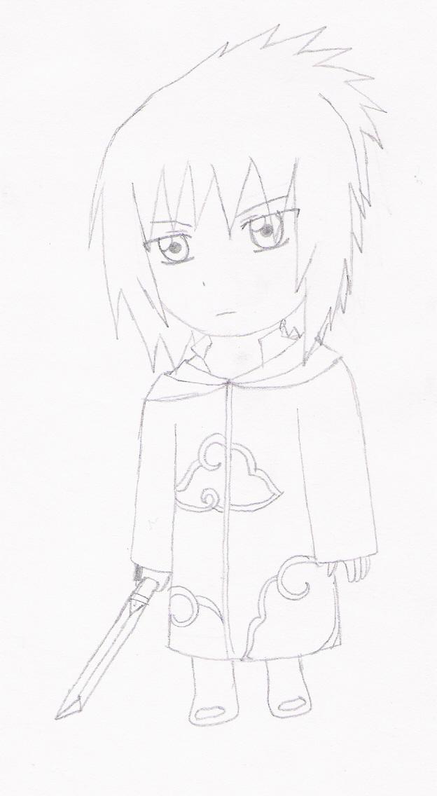 Chibi Sasuke by Akatsu35