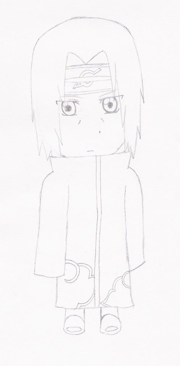 Chibi Itachi by Akatsu35