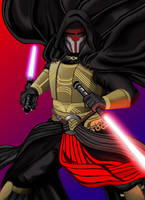 Star wars:Darth Revan by dmtr1981