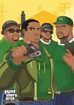 Gta Sanandreas Grove Street Guys Grove 4life