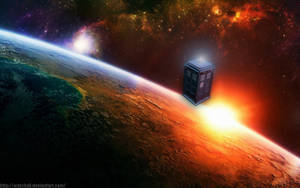 Dr Who Wallpaper 4 by watchall