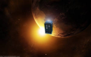 Dr Who Wallpaper 5 by watchall