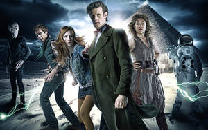 Dr Who New promo wallpaper by watchall