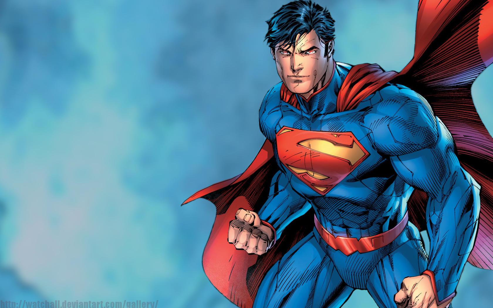 Superman by watchall