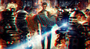Dr Who 3D Season 7 Promo by watchall