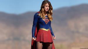 Supergirl Desktop wallpaper by watchall