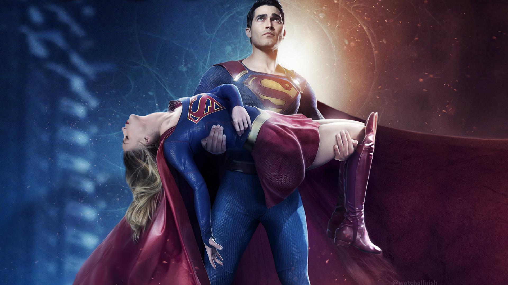 Resultado de imagem para supergirl season 2 wallpaper