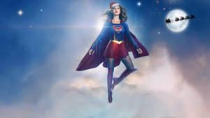 Supergirl Christmas