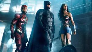 Justice League ( wallpaper )