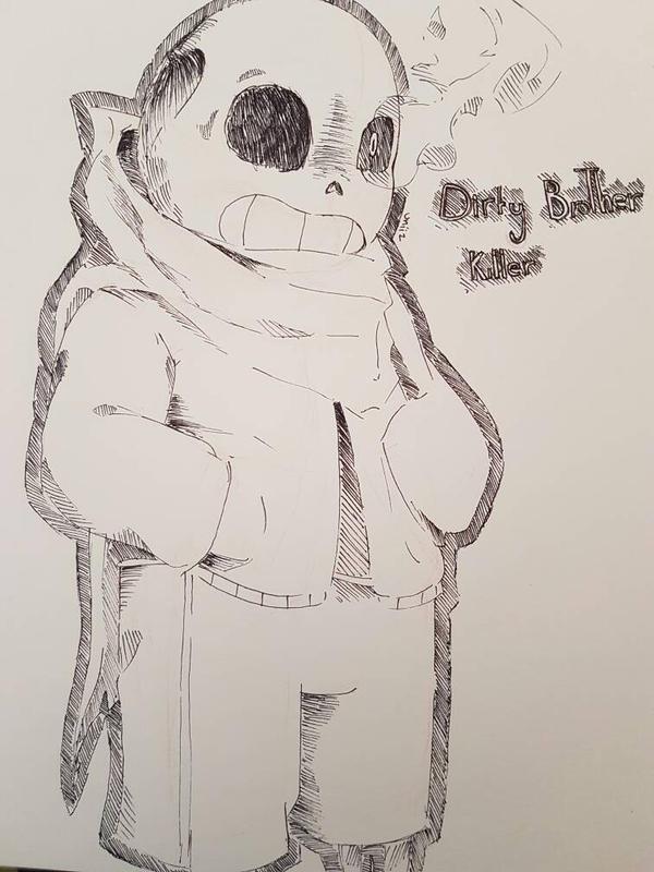 Sans //fanart// by uniiz