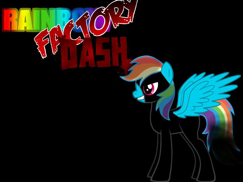 rainbow factory dash wallpaper - photo #36