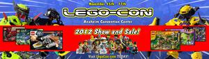 Lego Con bus poster