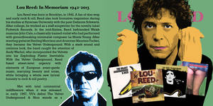 Lou Reed CD Pop-Art #2