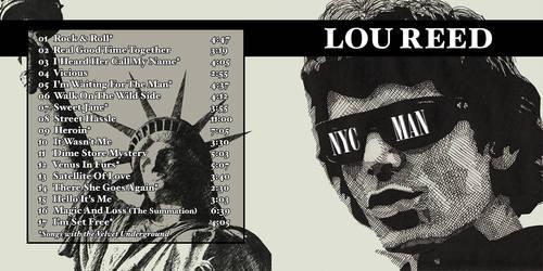 Lou Reed CD Pop-Art #1