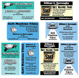 SMF Business Cards