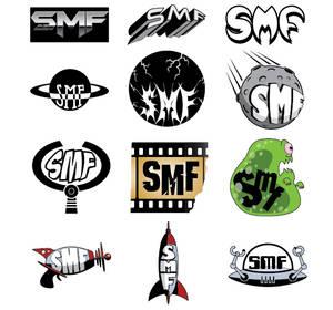 SMF Logo designs