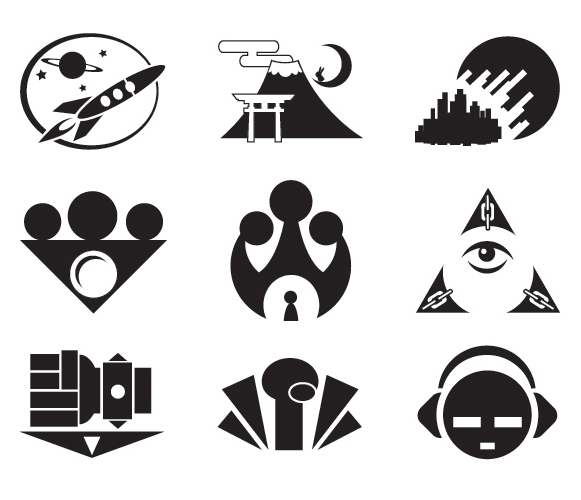 Symbol ideas by KRPgraphics