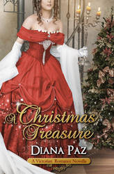 A Christmas Treasure cover