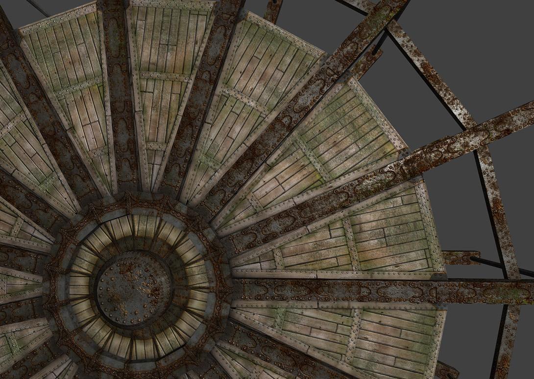 waterwheel 2 by strangelet