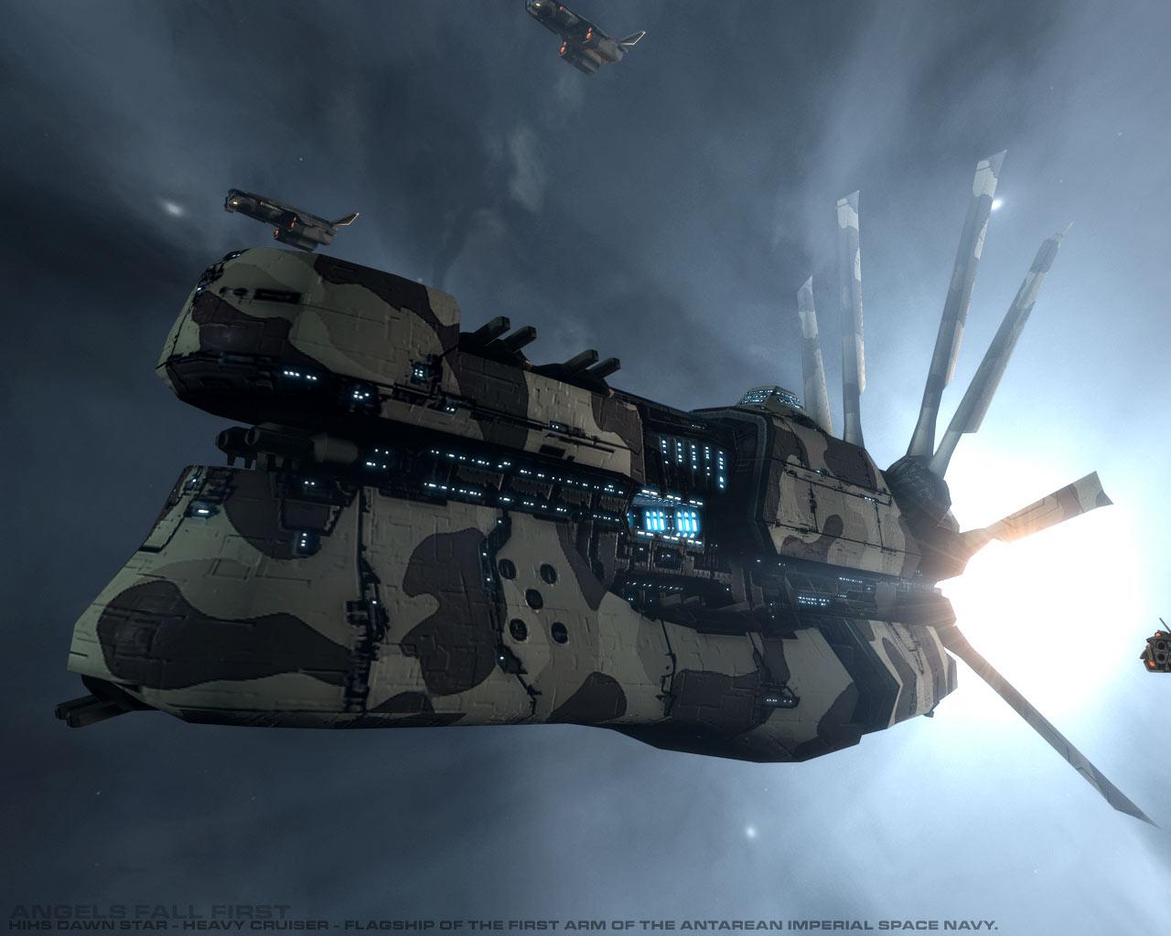 The Dawnstar render2 by strangelet