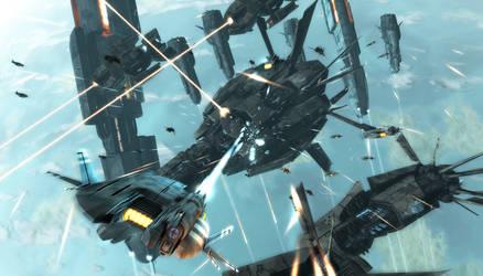 Bombers over Sindii - redux by strangelet
