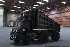 Truck by muwawya-alhamadi