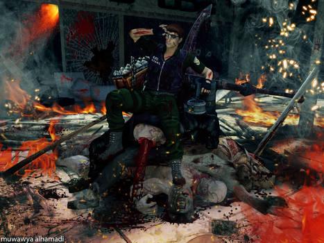 chris ... monsters Killer