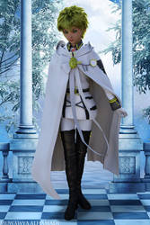 hiromitsu : mika cosplay