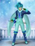 hiromitsu : Takumi outfit by muwawya-alhamadi