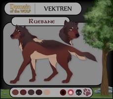 DotW: Ruebane by Tinderlan