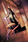 Sith from Star Wars Cosplay by Miss Hatred
