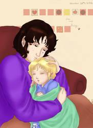 Sha and Baby