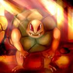 Golem - The Hard Rock Pokemon