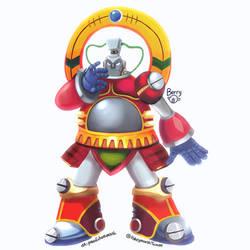 Byte - Megaman X3 - Nightmare Police by Pokefuturemarsh