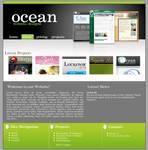 Ocean Website Designs