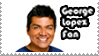 George Lopez fan stamp by Pichu-Chan05