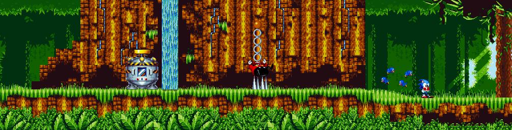 Sonic Mania Adventures by ZiggyTheZombieHedgie