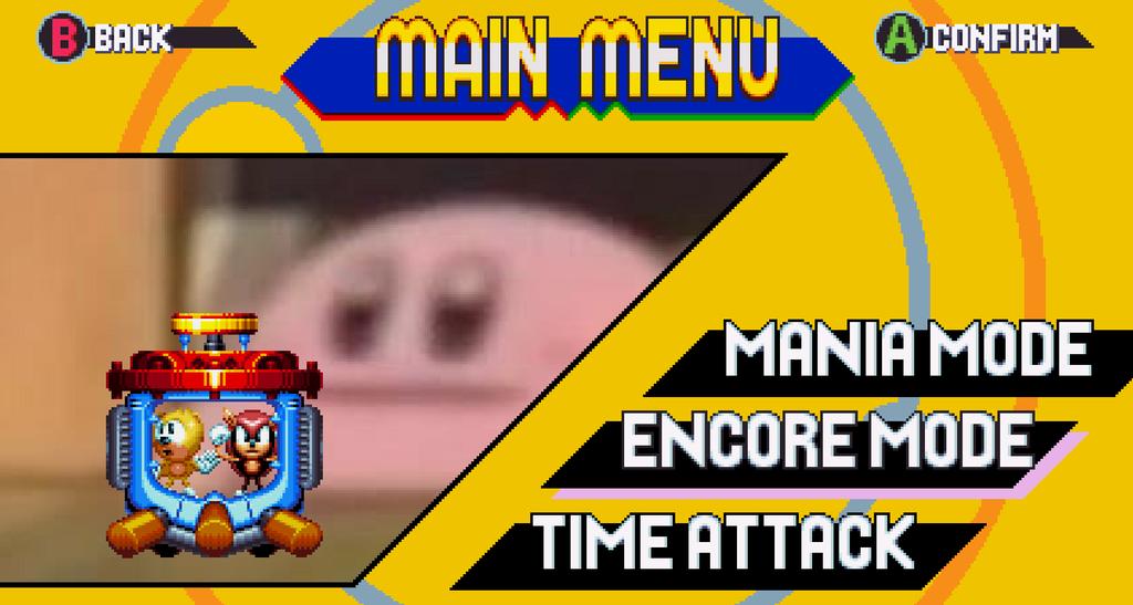 Encore Mode meme by ZiggyTheZombieHedgie