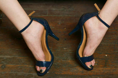 Blue Heels by NotSoProPhoto