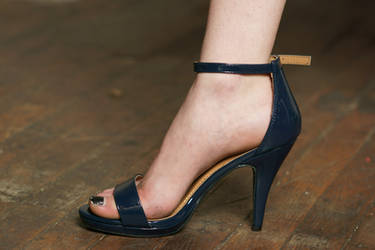 Blue Heels: 2 by NotSoProPhoto