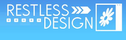 Restless Design logo by Keoni-chan