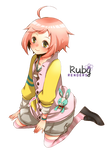 Wataru Asahina render by Ruby