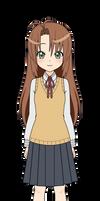Komari Koshigaya - Kisekae