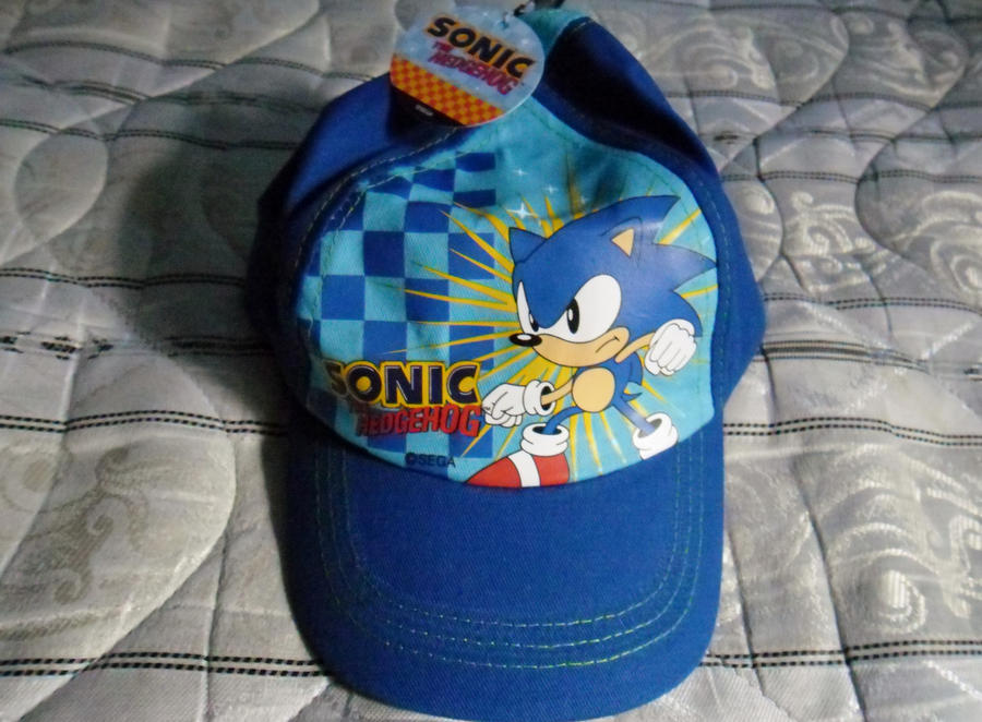Sonic The Hedgehog Hat By Darkgamer2011 On Deviantart