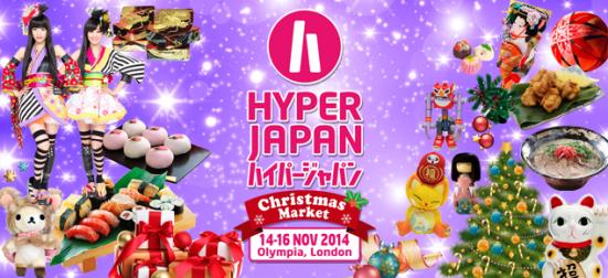 Hyper Japan  Convention 2014 November by DarkGamer2011