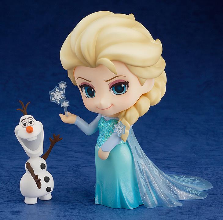 Nendoroid 475 Elsa Announcement by DarkGamer2011