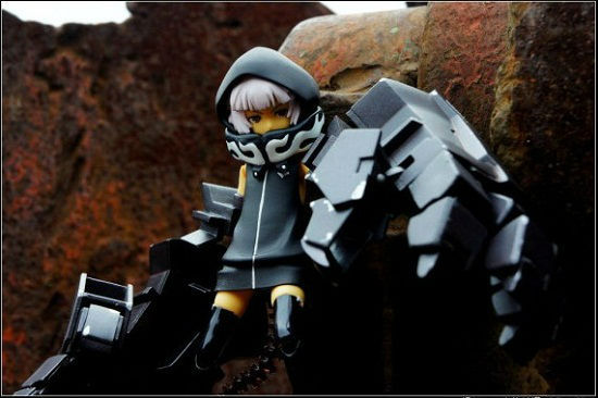 Black Rock Shooter: Strength Figma 198 Review by DarkGamer2011