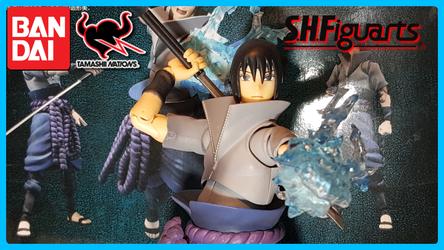 Sasuke Uchiha S.H Figuarts Figure Review.