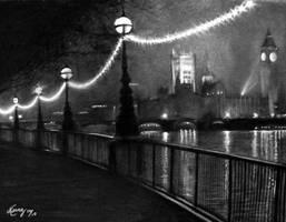 London Glow by smitth